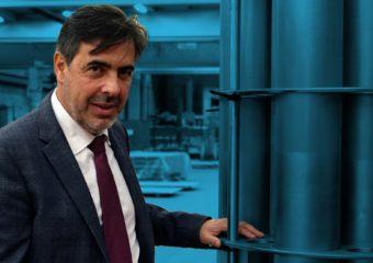 Fabrice Lepotier (Efinor) : «Le métier de chaudronnier ouvre la porte à tout »