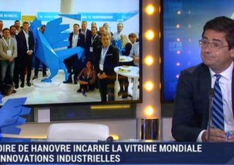 """Nicolas Dufourcq (Bpifrance) : """"Il faut que l'industrie française soit incarnée"""""""