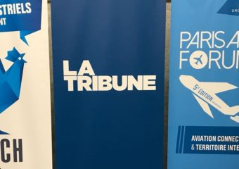 La French Fab s'envole au Paris Air Forum