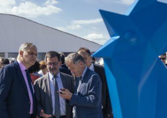 Industrie du Futur : La SNCF inaugure un technicentre entièrement numérique à Venissieux