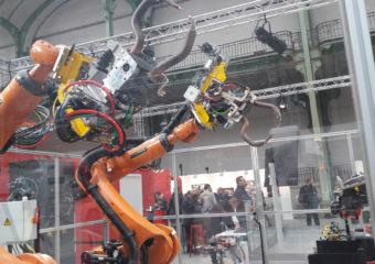 Industrie du futur : quelle place aura l'humain face au robot ?