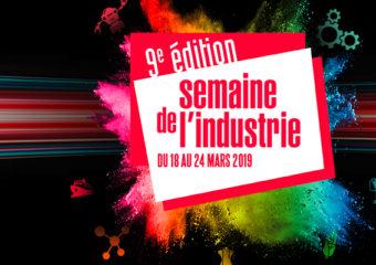 9e édition de la Semaine de l'industrie : ouverture des labellisations
