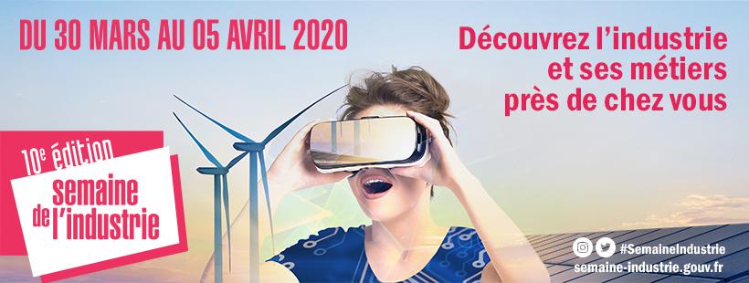 Semaine de l'industrie 2020