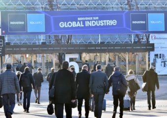 Le coq bleu en terre lyonnaise pour Global Industrie !