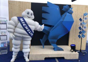 French Fab Tour : le coq bleu sur les terres de Michelin à Clermont-Ferrand