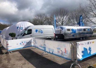 Le Coq Bleu à Limoges pour promouvoir l'industrie !