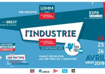 Exposition à Brest : l'industrie, la fabrique de l'avenir