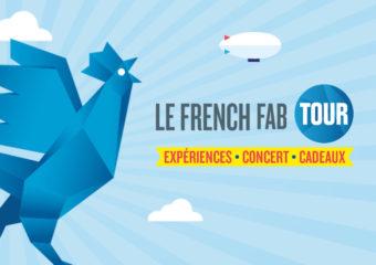 French Fab Tour : Nice, 1ère étape de la tournée d'été