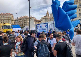 French Fab Tour : le Coq Bleu fait étape à Marseille