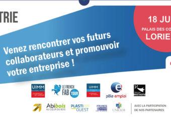 Le French Fab Tour et l'UIMM fêtent l'industrie à Lorient