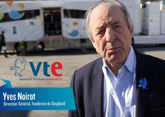 """VTE: """"Faire grandir les jeunes a toujours été un devoir"""" (Yves Noirot)"""