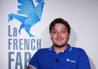 French Fab Tour, côté coulisses : Alexandre Strugacz, le régisseur de la tournée