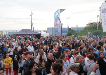 Sables d'Olonne : un record d'affluence pour le French Fab Tour