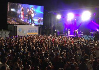 Le coq bleu fait son festival à Deauville