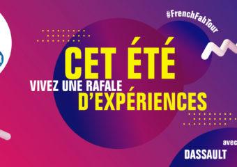 Vivez une «Rafale expérience» sur le French Fab Tour !