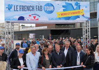 Dunkerque : dernière étape de la tournée des plages de la French Fab