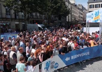 L'industrie et le FrenchFabTour séduisentles jeunes àQuimper