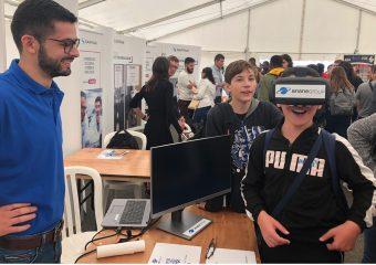 1 200 jeunes de Mantes-la-Jolie se passionnent pour l'industrie
