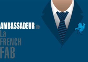 Yves Noirot, Fonderies de Sougland: ambassadeur de La French Fab