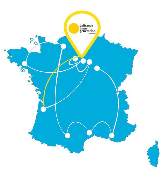 dernière étape French Fab Tour