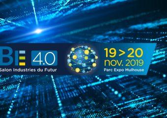 BE 4.0 : le salon international pour réussir votre virage vers l'industrie du futur !