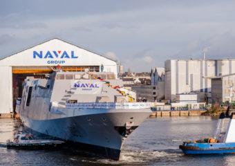 Big Data, IA et nouvelles technologies émergent dans l'industrie navale