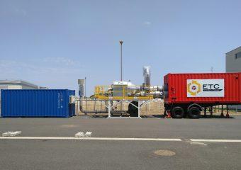 Eco-Tech Ceram recycle la chaleur perdue de l'industrie