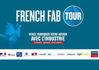Le FrenchFabTour sillonnera la France du 20 mars au 14 mai 2020