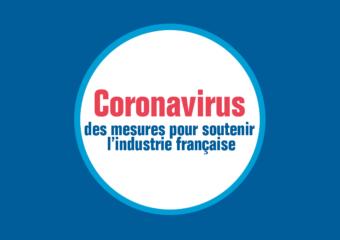 Coronavirus : des mesures pour soutenir l'industrie française