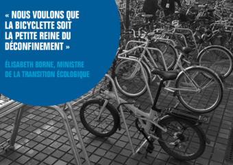 TEE : un plan de soutien de 60 millions d'euros pour encourager l'usage massif du vélo