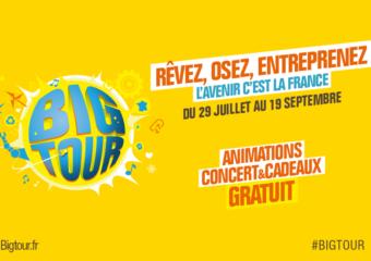 Big Tour : French Fabbers, rejoignez la tournée du renouveau