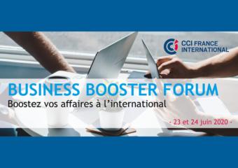Business Booster Forum : développez votre activité à l'étranger