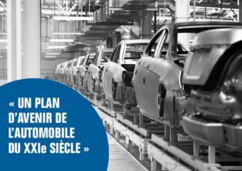 Automobile : 8 milliards d'euros pour accélérer la transformation de la filière