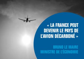 Aéronautique : 15 milliards d'euros pour soutenir la filière et fabriquer le premier avion zéro carbone