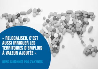 Médicaments made in France : le défi de la relocalisation
