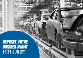 French Fabbers, participez à la modernisation de l'industrie automobile !