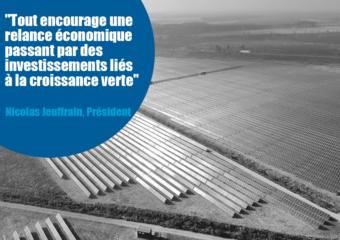 Nicolas Jeuffrain (Tenergie) : « le monde de l'énergie doit évoluer avec des pure players indépendants »