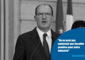 Jean Castex confirme la baisse des impôts de production