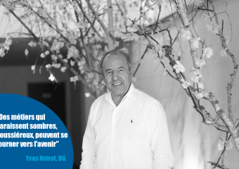Yves Noirot, Les Fonderies de Sougland: «avant d'être manufacturiers, nous sommes apporteurs de solutions»