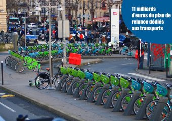 Mobilité verte : un enjeu stratégique de l'axe écologique du plan de relance